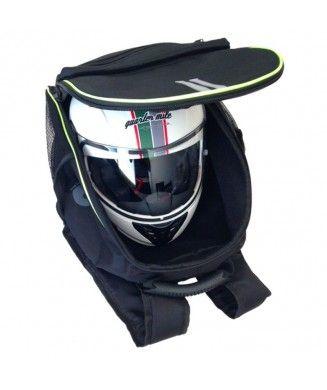 Mochila de casco QM